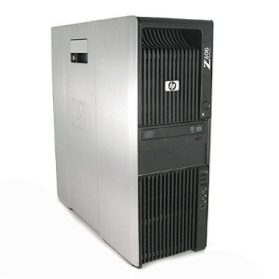 Сервер 12XCORE WORKSTATION HP Z600 2XCPU 6XCORE XEON X5649 8-48GB RAM