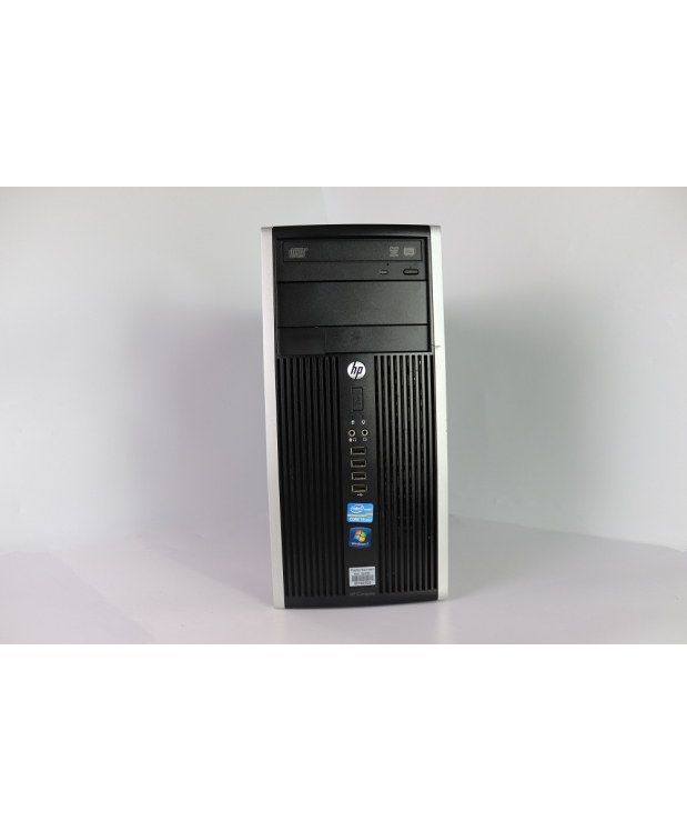 HP COMPAQ ELITE 8300 MT Core I3 2120 8GB RAM 320GB HDD + Новая GeForce GT1030 2GB фото_1