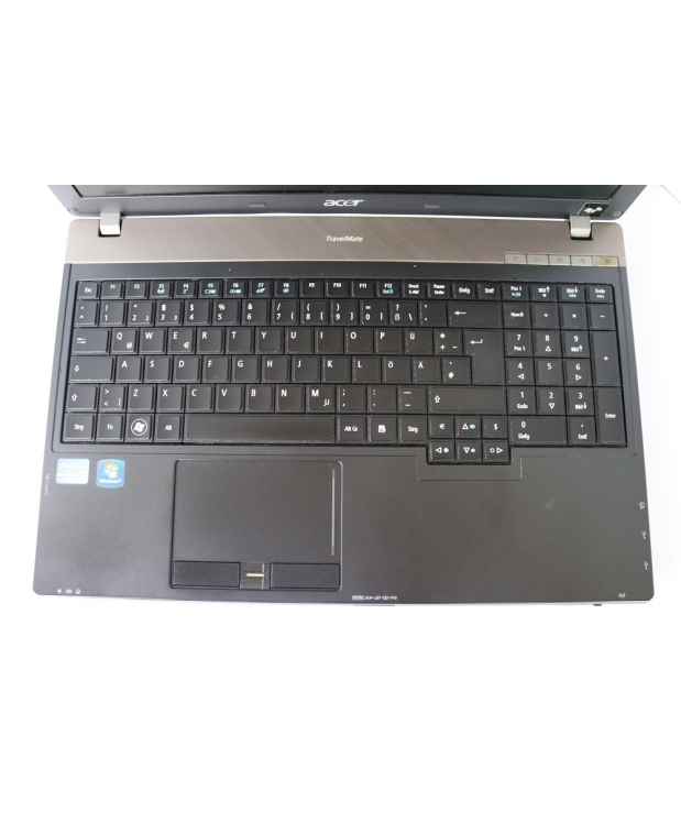 15.6 ACER TRAVELMATE 8573 Intel Core i5-2450M 8RAM 320GB HDD фото_2