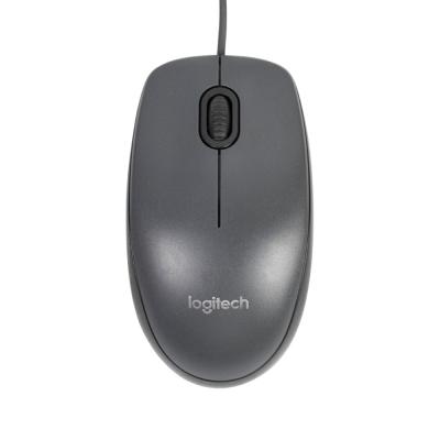 Проводная компьютерная мышь Logitech