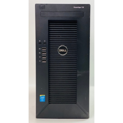 Сервер PowerEdge T20 Mini Tower 4х ядерный  Intel Xeon E3-1225 8GB RAM 120GB SSD 1TB HDD