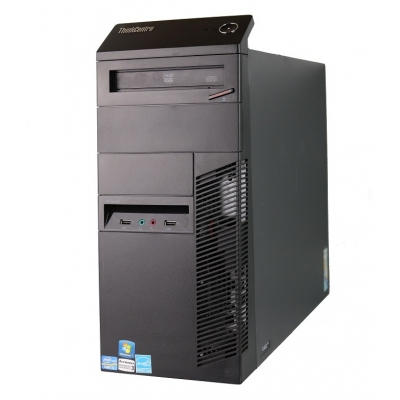 Lenovo M82 Tower Intel Core i5 3350P 8Gb RAM 240Gb SSD 500HDD