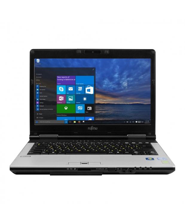 Ноутбук Fujitsu LifeBook S751 14 Intel Core i3-2330M 4GB RAM 320 GB HDD