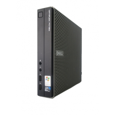 Тонкий клиент DELL FX160  Intel® Atom™ 230 1.6GHz 1GB RAM 80GB HDD