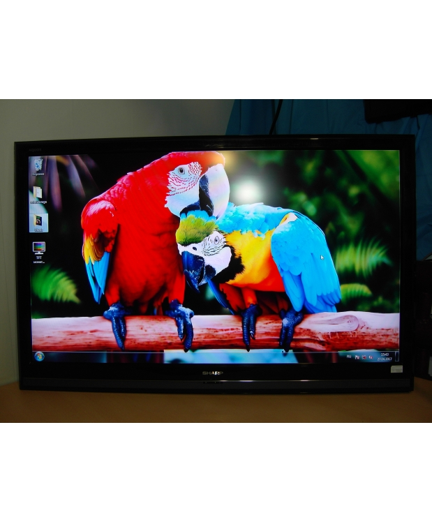 52 TV LCD SHARP LC-52D65E  FullHD HDMI фото_1