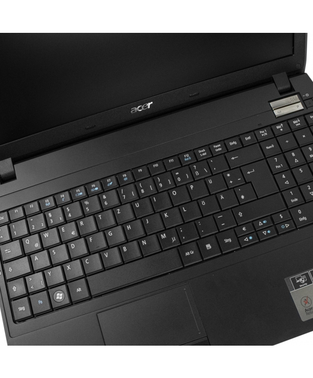 Ноутбук ACER TRAVELMATE 8572 15.6 INTEL CORE I5 4GB RAM 320GB HDD фото_2
