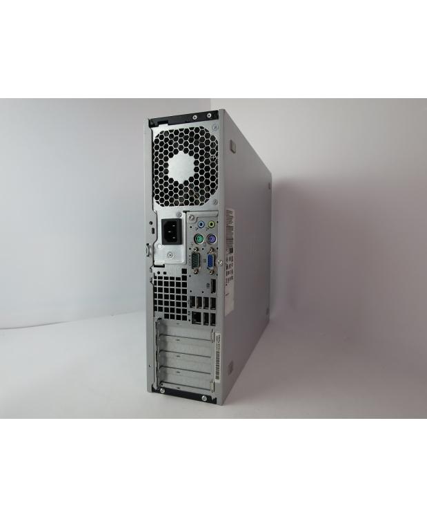 Комплект  Системный блок HP Compaq dc7900 SFF Core 2Duo E8400 4GB RAM 160GB HDD + Монитор 22 фото_3