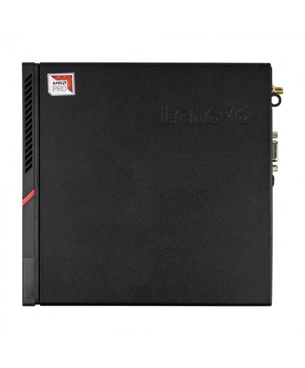 Системный блок Lenovo ThinkCentre M715q AMD A6 8570 8GB RAM 256GB M.2 SSD фото_3
