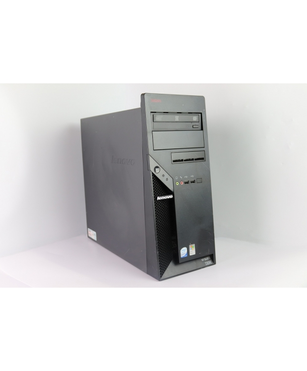 LENOVO ThinkCentre M55 Tower Core 2 Duo E6300 4GB RAM 160GB HDD фото_2