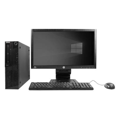 Системный блок Lenovo ThinkCentre M78 AMD A4-5300B 8GB RAM 250GB HDD + Монитор HP ZR 2330