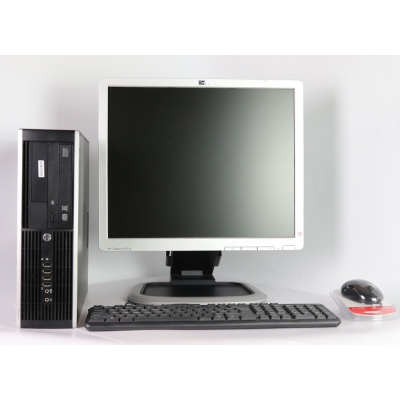 "HP Compaq 6300 4х ядерный CORE i5-3470-3.20GHz 4GB RAM 320GB HDD + 19"" TFT Монитор"
