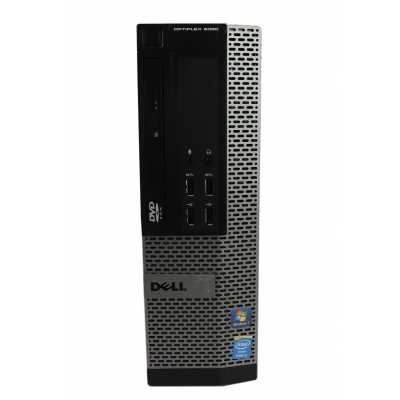 Системный блок  DELL OPTIPLEX 9020 USFF 4x ядерный  Core I5 4570 4GB RAM 500GB HDD