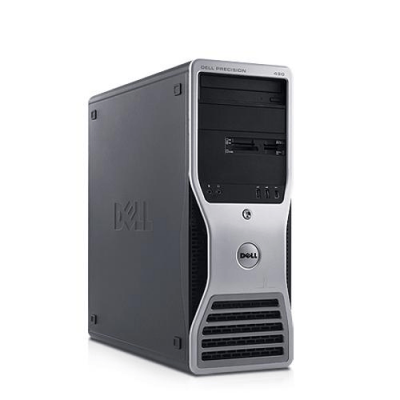 Сервер DELL PRECISION 490 XEON 5150 8GB RAM 500GB HDD NVIDIA Quadro 2000