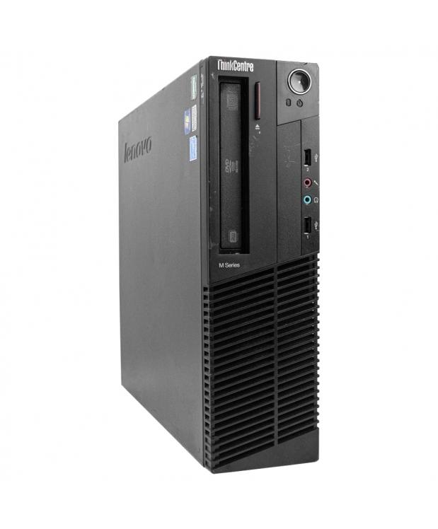 Системный блок Lenovo ThinkCentre M77 AMD Athlon II X2 B26 4GB RAM 250GB HDD + Монитор 18.5 фото_1