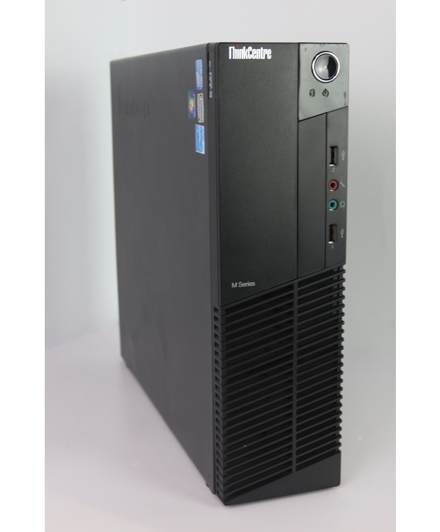 Cистемный блок LENOVO ThinkCentre M92p SFF 4х ядерный Core I5 3350P 8GB RAM 120GB SSD фото_1