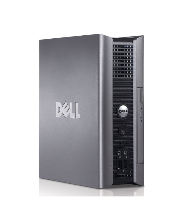 Системный блок DELL OPTIPLEX 760 В КОРПУСЕ ULTRA SMALL FF CORE 2DUO E8400 4GB RAM 160GB HDD