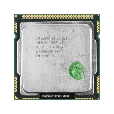 Процессор Intel® Core™ i3-530 (4 МБ кэш-памяти, 2,93 ГГц)