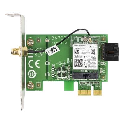 Двухдиапазонный Wi-Fi модуль Intel 8260 Low Profile