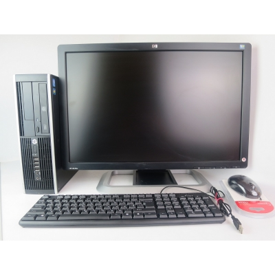 "HP Compaq 6300 CORE i5-3470-3.20GHz 4GB RAM 320GB HDD+ 24"" Монитор TFT"
