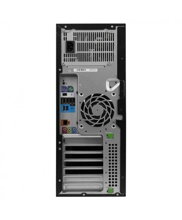 Сервер WORKSTATION HP Z420 6-ти ядерный Xeon E5-1650 3,5 GHZ 16GB RAM 120SSD 2x500GB HDD + QUADRO 2000 фото_2