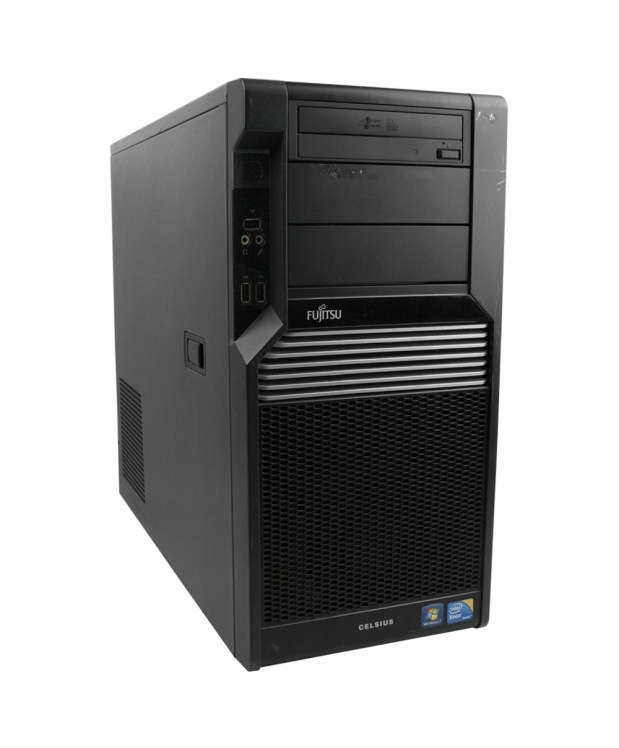 Сервер Fujitsu Workstation M470-2 4x ядерный Intel Xeon W3530 2.8GHz 4Gb RAM 150GB HDD фото_1