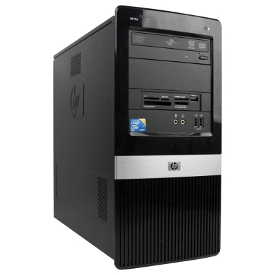 Системный блок HP 3010 Intel® Core™2 Duo E7500 4GB RAM 250GB HDD