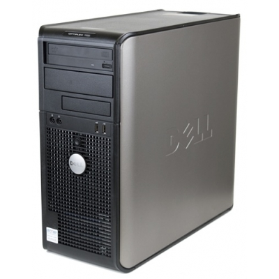 Системный блок Dell Optiplex 755 Tower Core 2 Duo 3.0GHZ / 4Gb RAM