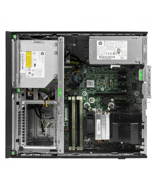 HP Системный Блок ProDesk 600 G1 SFF 4х ядерный Core i5 4440 8GB RAM 250GB HDD фото_3
