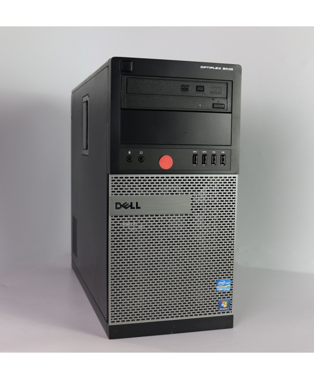 DELL 9020 Tower 4x ядерный Core I7 4770 16GB RAM 500HDD + GeForce GTX1650 4GB фото_1