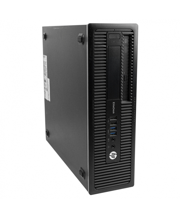 HP 800 G1 SFF 4x ЯДЕРНЫЙ CORE I5 4570 8GB DDR3 500GB HDD +  Новая GTX 1050TI фото_2