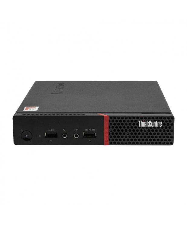 Системный блок Lenovo ThinkCentre M715q AMD A6 8570 8GB RAM 256GB M.2 SSD фото_2
