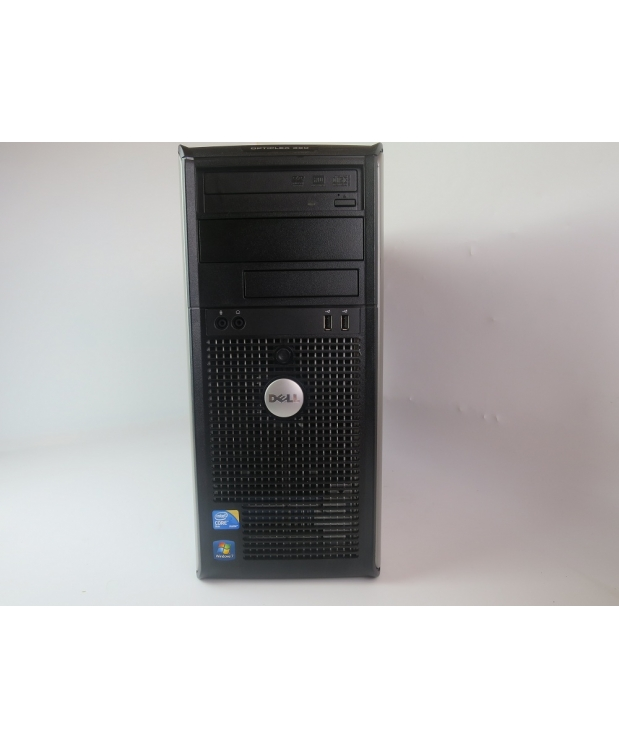 Системный блок DELL OPTIPLEX 755 DT CORE 2 QUAD Q6600 2.33 GHZ 4 ядра фото_3
