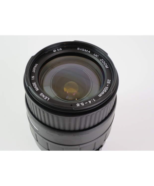 Sigma AF 28-105 mm f/ 4-5.6 UC for Canon фото_6
