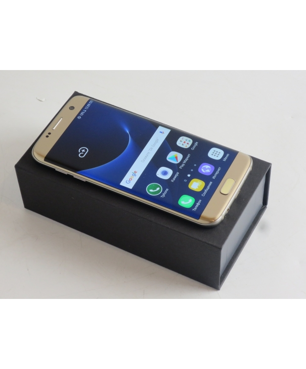 SAMSUNG G935 GALAXY S7 EDGE 4/32GB Gold ОРИГИНАЛ! фото_5