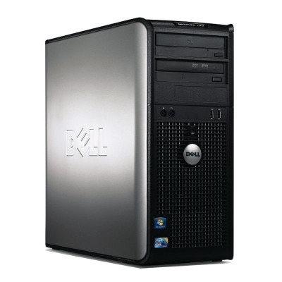 Системный блок DELL 780 Core 2 Duo 3.0GHZ E8400 / 4GB RAM DDR3 80GB HDD