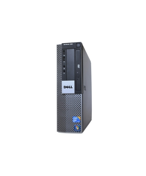 Системный блок Dell Optiplex 980 Core I7 860 2.8GHz 4ГБ DDR3 250GB HDD + AMD Radeon C334 1GB
