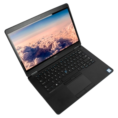 "БУ Ноутбук 14""  Dell Latitude Touchscreen 5470 CORE I5 6300U 3GHz 8GB RAM 120GB SSD"
