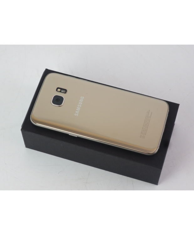 SAMSUNG G935 GALAXY S7 EDGE 4/32GB Gold ОРИГИНАЛ! фото_3