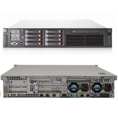 Сервер 2U HP ProLiant DL380 G7 2xCPU Xeon Quad Core E5620 8Gb DDR3