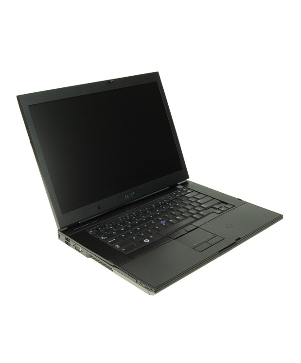 15.4 DELL LATITUDE E6500 CORE 2DUO P8600 2.4GHz 3GB RAM 160HDD