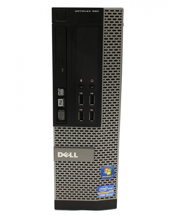 Системный блок DELL OPTIPLEX 990 SFF 4x ядерный Core i5 2500 GHz 8GB RAM 250GB HDD