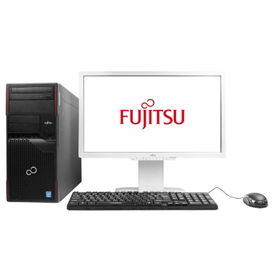 Системный блок Fujitsu Esprimo P710 Intel® Core™ i3-3220 4GB RAM 500GB HDD + Монитор Fujitsu B23T-6