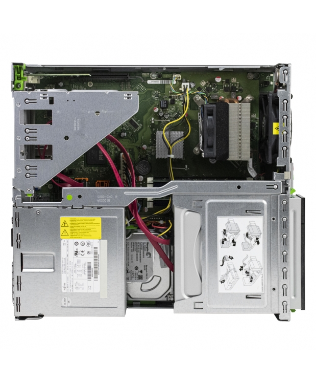 Системный блок Fujitsu Esprimo E5730 Intel Core 2 Duo 4GB RAM 160GB HDD фото_3