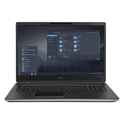 """БУ Ноутбук Ноутбук Dell Precision 7750 17.3"""" Intel Xeon W-10855M 32GB RAM 1TB nVme SSD"""