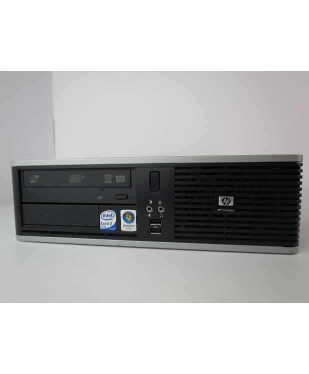 Комплект  Системный блок HP Compaq dc7900 SFF Core 2Duo E8400 4GB RAM 160GB HDD + Монитор 22 фото_2