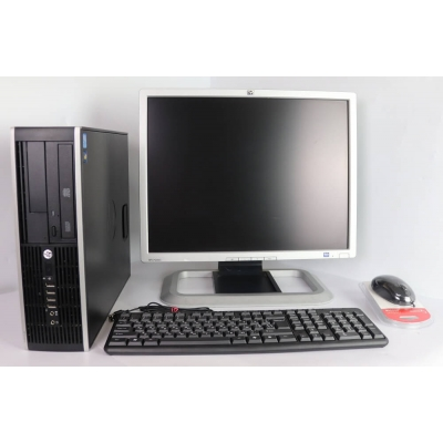 "HP COMPAQ 8300 SFF CORE I5-3470 3.8GHz 4GB DDR3 320GB HDD + Монитор 20.1"" HP LP2065 IPS"