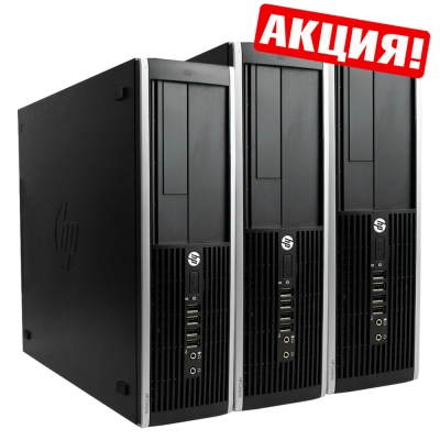 HP Compaq 6300 CORE i5-3350P 3.3GHz 4GB 320GB HDD