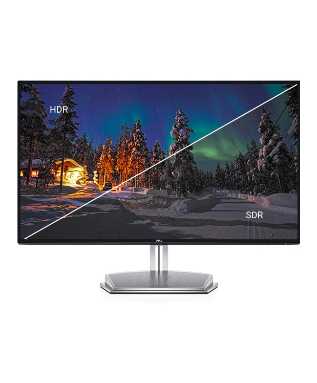 Монитор  27 Dell S2718H  FULL HD IPS