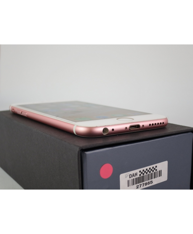 Apple iPhone 6s 32Gb Rose Оригинал! фото_3