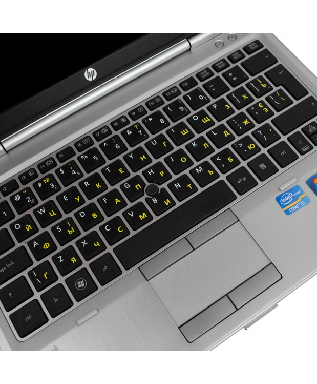 Ноутбук HP EliteBook 2560p i5 12.5 фото_4